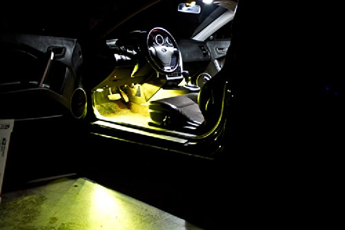 1994-2013 Dodge Ram 1500 RGB Footwell LED Kit
