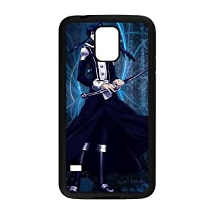 D.Gray-man Samsung Galaxy S5 Cell Phone Case Black as a gift W4491490