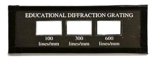 Eisco PH0625 Educational Diffraction Slide