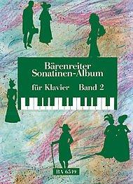 (Barenreiter- Sonatinen-Album fur Klavier -11 Einzelsatze, Sonatinen und kleine Sonaten in)