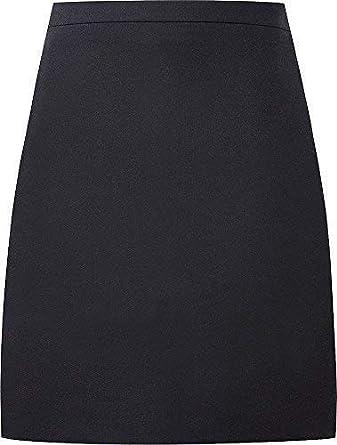 David Luke School Uniform Front Pocket Non Pleated Schoolgear Senior Girls Straight Skirt