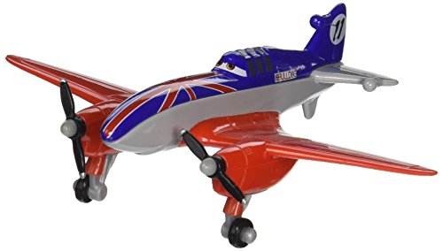 Disney Planes Character Diecast Vehicle, Bulldog - Bulldog Attachment