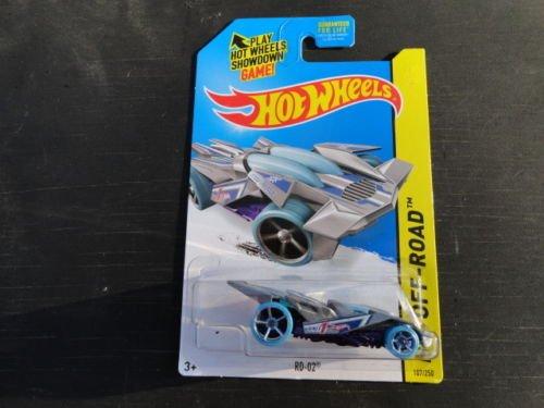 Hot Wheels, 2015 HW Off-Road, RD-02 [Blue] 107/250 (Packaging May Vary)