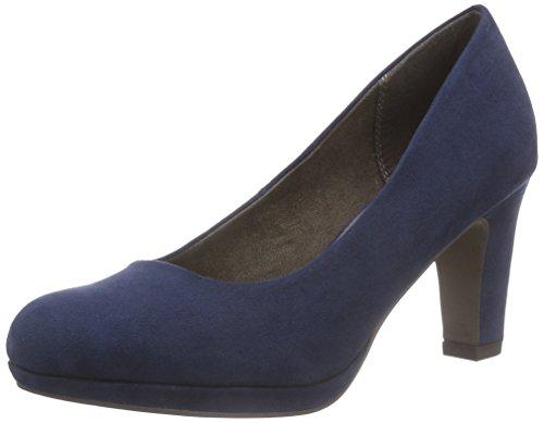 805 Con blue Blau Blu Donna Chiuse Tamaris22420 Tacco Scarpe navy zSYxYq5H