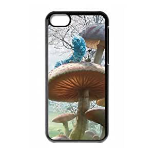 Alice in Wonderland Character Alice iPhone 5c Cell Phone Case Black DIY Gift pxf005_0284593
