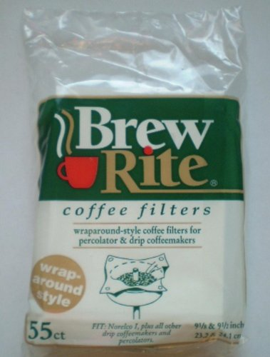 Brew Rite Around Percolator Filters product image