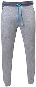 American Basics Men's Jacquard Lounge Pajama Sweat Pants