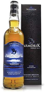 Armorik Double Maturation Breton Single Malt Whisky - 700 ml