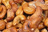 Honey Roasted Cashews, 10Lbs