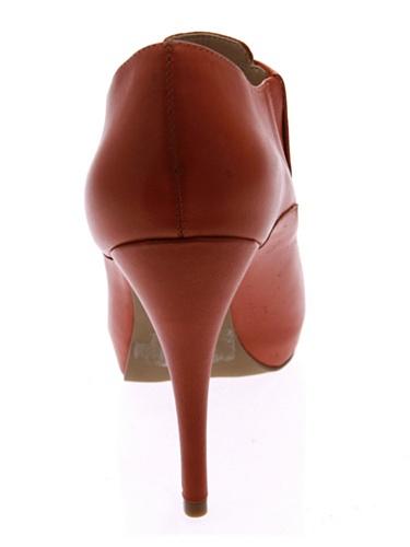 pour Vertigo Bottes cognac cognac Vertigo pour Paris Femme Bottes Femme Paris Vertigo z64gdcWWF