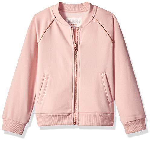 Gymboree Girls' Big Bomber Jacket, Blush Cozy, S from Gymboree