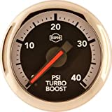 Isspro Gauges (R30333) Turbocharger Boost Gauge (Gauge Only)