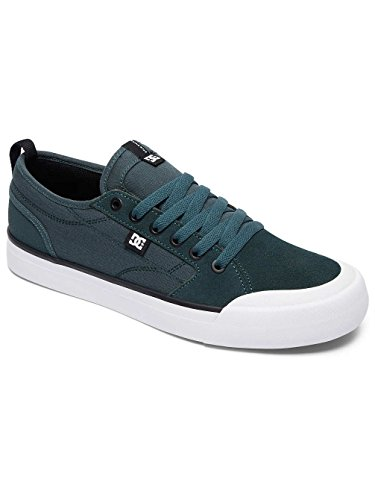 Chaussure DC Evan Smith Super Suede - Core Skate Collection Deep Jungle