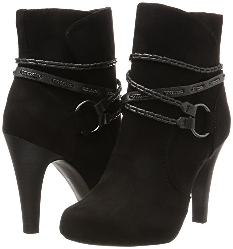 Noir Bottes Femme 25904 black Tamaris YgqZ4Bwx