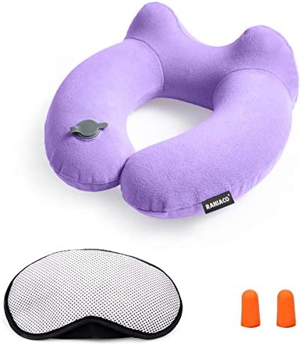 LLC Travel Pillow for Neck, Lumbar