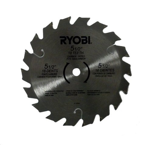 Top 10 best 5 1/2 circular saw blade ryobi 2020