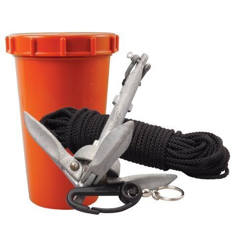 - SCOTTY 797 / Scotty Anchor Kit - 1.5lbs Anchor & 50' Nylon Line by Scotty