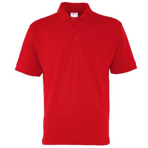 RTXtra Premium Polo pour Femme rouge M