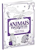 Animais Fantásticos e Onde Habitam. Criaturas Mágicas - Livro de Colorir