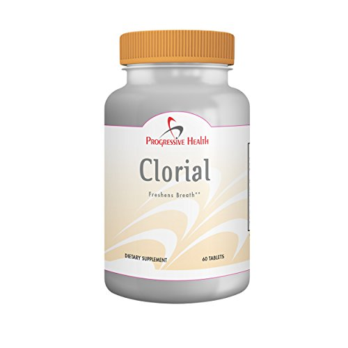 Clorial: Bad Breath Pills, One Month Supply