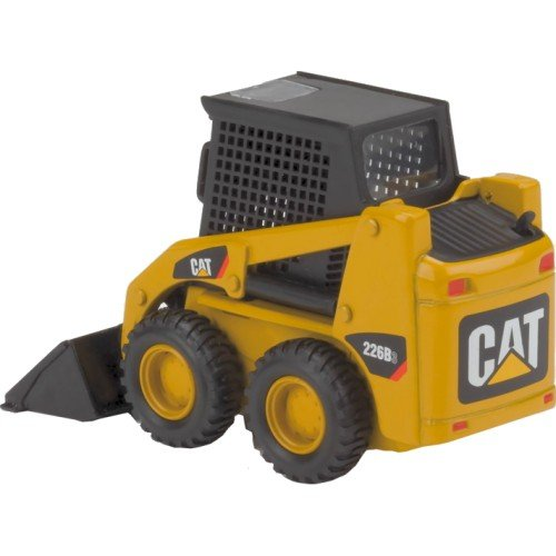 Caterpillar Skid Steer Loaders - Norscot 55268 1:32 CAT 226B3 Skid Steer Loader