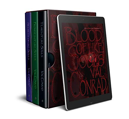A Julie Madigan Thriller Series (Books 1-4): Box Set - Blood of Like Souls, Tears of Like Souls, Promises of Like Souls, Secrets of Like Souls