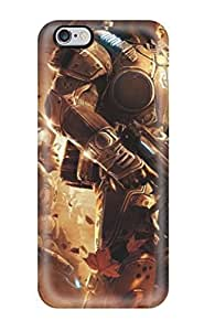 Tpu Shockproof/dirt-proof Gears Of War Cover Case For Iphone(6 Plus) hjbrhga1544