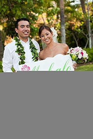 CELYCASY Mahalo - Cartel Hawaiano de Agradecimiento para la ...