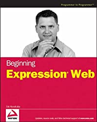 Beginning Expression Web (Wrox Beginning Guides)