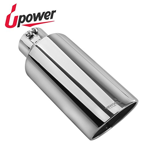 Diesel Exhaust 4in (Upower Universal diesel tips 4 to 7 Exhaust Tips 18