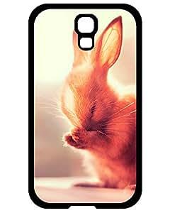 Fashion Follower Design Rabbit ears Beautiful Hard Shell Case For Samsung Galaxy S4 8342524ZE345730937S4
