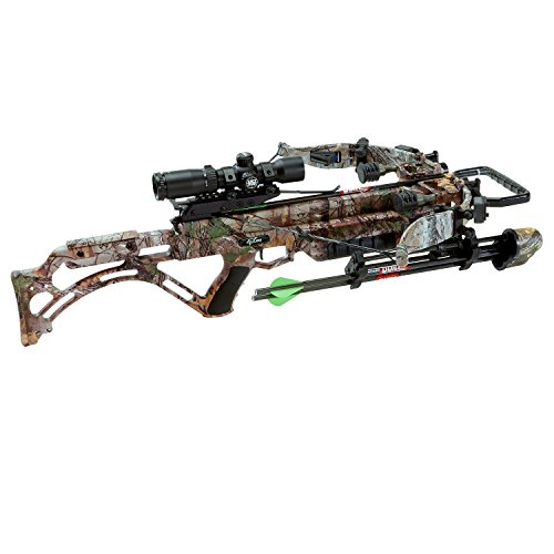 Excalibur 1108709 E95857 Micro Suppressor Crossbow Package, Camo, One Size