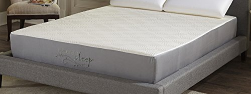 Nature's Sleep 10'' Gel Memory Foam Mattress, Queen by Nature's Sleep