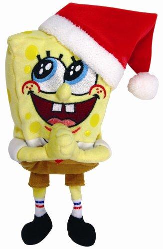 Ty Beanie Babies SpongeBob - Jolly Elf -