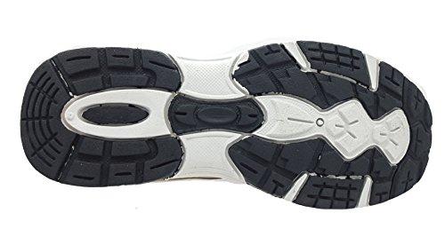 Dek - Zapatillas para hombre blanco blanco