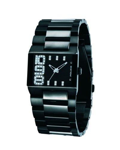 Police Women's PL-12078MSB/02M Radiance Black Dial Watch