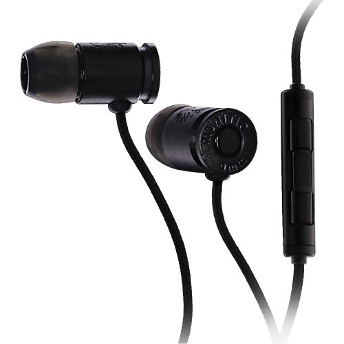 Munitio Tactical Earphones Button Control
