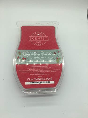 Very Merry Cranberry - Scentsy Brick Very Merry Cranberry