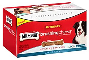 Amazon.com : Milk Bone 18CT MED Chew : Pet Supplies