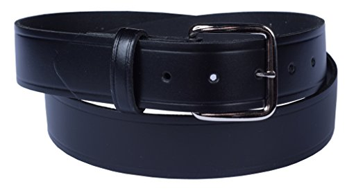 Belt with easy to change buckle 100% Top Grain One Piece Leather, 1.25