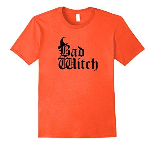 Mens MATCHING SET Good Bad Witch Halloween shirt BFF best friend Medium (Good Halloween Costumes For Best Friends)