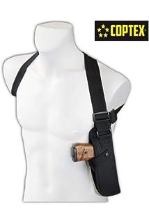 Schützensport S5Li LEDER PISTOLEN SCHULTERHOLSTER für Walther P22