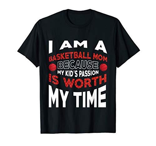 New design Basketball mom tshirts gift ideas