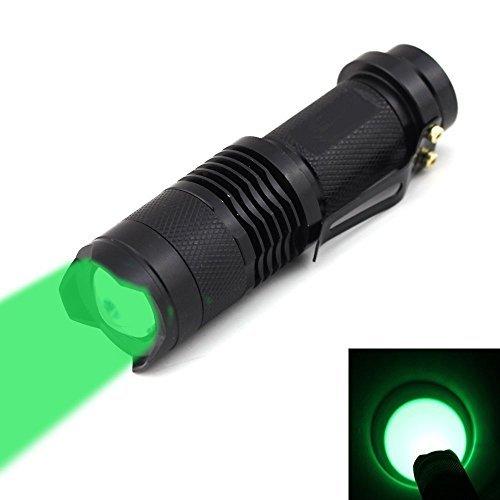 long range flashlight green - 4