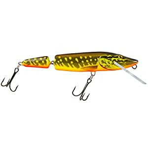 Salmo Pike jointed floating 130 mm.