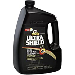 Absorbine 1 Gallon Ultra Shield EX Kills and Repels More Than 70 Species ! Weatherproof Formula
