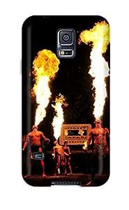 Cute Tpu ZippyDoritEduard People Case Cover For Galaxy S5