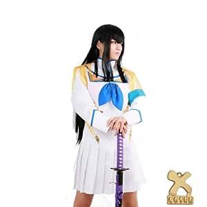 Xcoser Costumes Satsuki Kiryuin Cosplay Costume for Kill la Kill Costume in X-Large