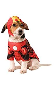Iron Man Pet Costume (S)