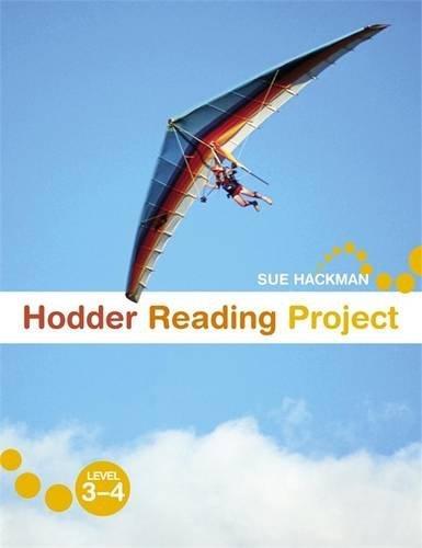 Read Online Hodder Reading Project Level 3-4 Pupil's Book pdf